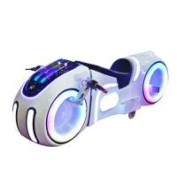 China SGS Motorcycle Game Machine Remote Control Music Amusement Adults Prince Moto Rides on sale