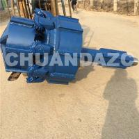 Best trenchless hole openers for hard rock drilling / HDD rock reamers 1200mm  HDD hole openers with replaceable roller cones wholesale