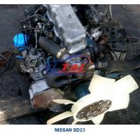 Best Engine Assy Japanese Used Auto Parts Complete SD23 Diesel Engine For NISSAN wholesale