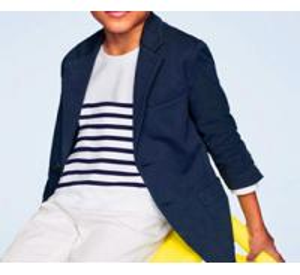 China Children's clothing/boys striped collar T-shirt (long sleeve) on sale