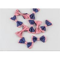 China Customized Pretty Bow Tie Ribbon Baby Hair Accessories For Girls on sale