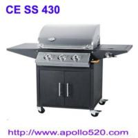Cheap Gas Grills Stainless 3burner for sale