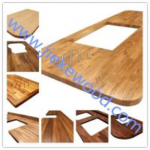 China sell Oak worktops, Solid Oak Kitchen worktops, Oak Kitchen worktops, Solid Oak Counter Top, Edge Glu on sale