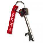 Best FYL-177 Duck Shape Aluminum Bottle Opener keychain wholesale
