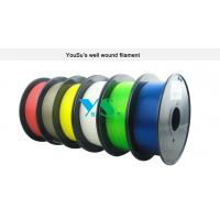 Best High-tier YouSu 3D Printer ABS Filament Colorful 1.75mm With High Strength wholesale