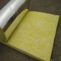 China Sound Insulation Glass Wool Blanket on sale