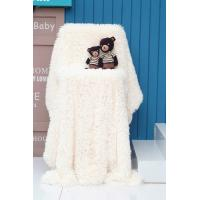 China Ultra Long Pile Plush Shaggy Faux Fur Blanket ,Super Soft Toy plush blanket Gift Decorative Throw Bedding on sale