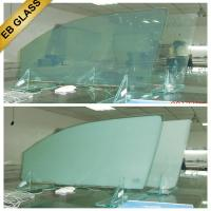 China window glass tinting ,intelligent glass,smart pdlc glass for car EB GLASS on sale
