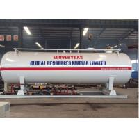 Best Q345R Q370R Carbon Steel LPG Gas Filling Station 20CBM 10MT 20000 Liters wholesale