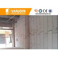 Best Spacing Save composite structural panels / Sand Cement Eps Panel Outer Cladding Wall wholesale