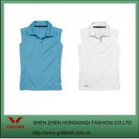 Best Dry Fit Ladies Sleeveless Sport Shirts wholesale