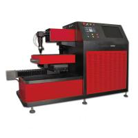 Best Small CNC Laser Cutter for Saw Blade , Ironware Cutting Gas Oxygen Nitrogen or Air wholesale
