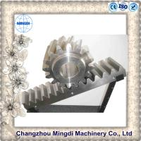 Best 5-7 Class Precision Grade Rack And Pinion Gears With 1-12m Module wholesale