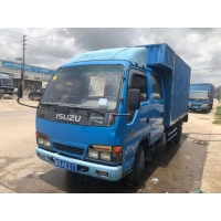China 90km/H 2009 Year 4x2 Drive 4.8T Lorry Used Dump Truck on sale