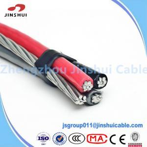 Best Duplex Service Drop ABC Aerial Bundle Cable 33kv ASTM Stanard Custom Size wholesale