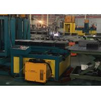 China Steel Automatic Spot Welding Machine For Transformer Corrugated Sheet Long Using Life on sale