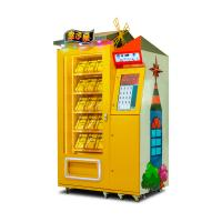 China Gifts / Drinks Self Service Vending Machine For Indoor / Outdoor Lucky House on sale