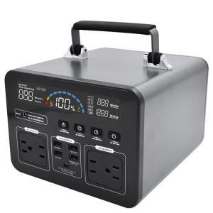 Vehicle Grade Portable 500W 135200mAh Camping Power Bank