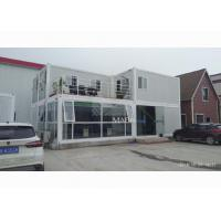 Best Low Cost Flat Pack Container House Easy Assembly Stackable Living Apartment wholesale