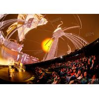 Buy cheap Stimulate Immersive Experience 4D Dome Movie Theater For Shopping Mall from wholesalers