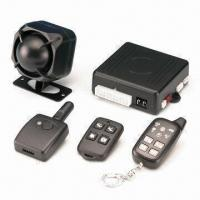 Best Two Way LED Car Alarm System with Two LED Remote Controls wholesale