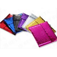 Best Laminated Colorful Metallic Bubble Envelopes Self Sealing For Delivery Industry wholesale