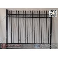 China Metal Fence Factory