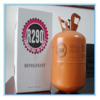 China Propane R290 Refrigerant Gas Refrigerator Gas R290 on sale