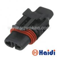 Buy cheap Male Multi Pin Waterproof Wiring Harness Connector Delphi 2 Pin Plug 12020599 product