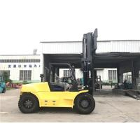 forklift specification 10 ton capacity diesel forklift with fork positioner
