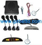Best LED car parking sensor system with 4 sensors,  LED parking sensors,  LED parking system wholesale
