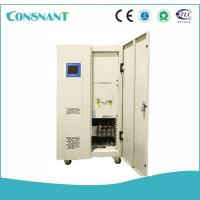 China Easy Setup Automatic Voltage Stabilizer , Stable Servo Voltage Stabilizer With LCD Screen on sale