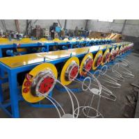 Best Continuous Pulley Combined Wire Rod Drawing Machine Speed 180 M / Min Energy Saving wholesale