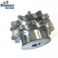 Best Double Teeth Chain Wheel Sprocket Forged Stainless Steel Sprocket For Chemical Metallurgy wholesale