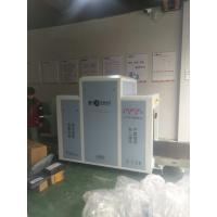Best Low Leakage X Ray Cargo Scanner Machine For Bus Station Dual Energy wholesale