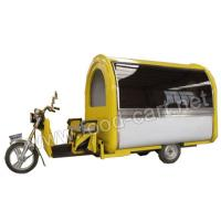 China AWF-07Mobile Tricycle Food Cart on sale