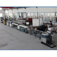 Best ISO CE BV Plastic Extrusion Line , Flat Drip Irrigation Pipe wholesale