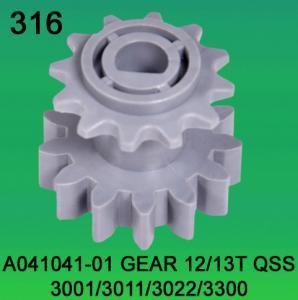 Best A041041-01 GEAR TEETH-12/13 FOR NORITSU qss3001,3011,3022,3300 minilab wholesale