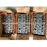 China D1402 1402 Complete Excavator Cylinder Head Assembly With Valves Kubota Diesel Engine on sale