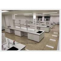 China Resistance To Chemical Steel Lab Furniture Science Lab Cabinets For Hospital on sale