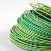 Best Heat Resistant Nylon / Pvc Jacketed Cable , 4mm 6mm Pvc Insulated Power Cable wholesale