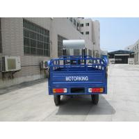 Best Disc Brake Cargo Motorcycle Commercial Tricycles 1700mm X 1200mm X 650mm wholesale
