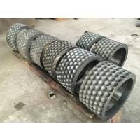 Best AISI 4130 AISI 4140 AISI 4340 Forging Forged Steel Ball Press Machine Ball Presses Roller Sleeves wholesale
