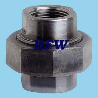 Best CARBON STEEL FORGED THREADED FITTINGS 2000#, 3000#,6000#, 9000# wholesale