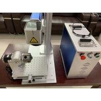 Best Electric Portable Laser Etching Machine Steel Tubes Rings Cutting Engraving wholesale
