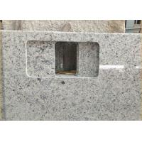 Best Giallo Sf Real Solid Granite Worktops For Kitchen / Bathroom White Color wholesale