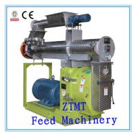 China Animal Feed / Feed Pellet Mill Machine With Stainless Steel Feeder SZLH420 110v - 380v wholesale