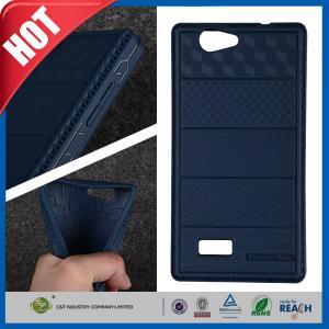 Best Hard Gel TPU Matte ZTE Blade L2 Case , Mobile Phone Protection Case wholesale