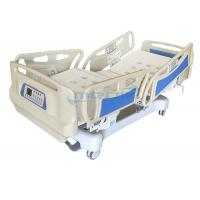 China YA-D6-2 Six Function ICU Electrical Hospital Bed With Embedded Nurse Controller on sale
