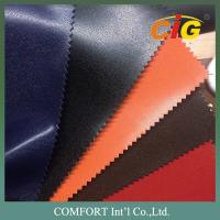 Best Shiny / Dull Surface Plain PVC Artificial Leather For Bags / Shoes / Furnitures wholesale